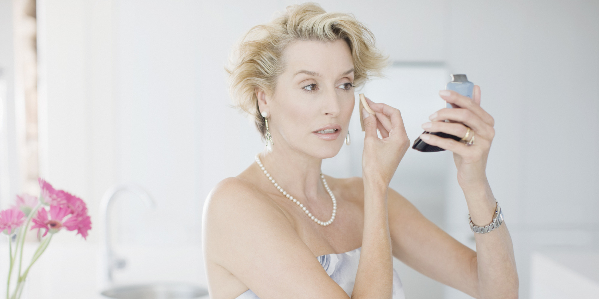 Make Up Tips For Women Over Fifty Clothes Fashion