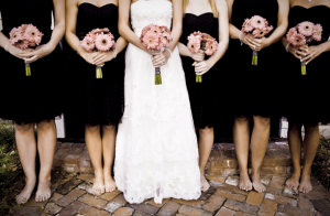 Five Gorgeous and Current Trends in Wedding Apparel