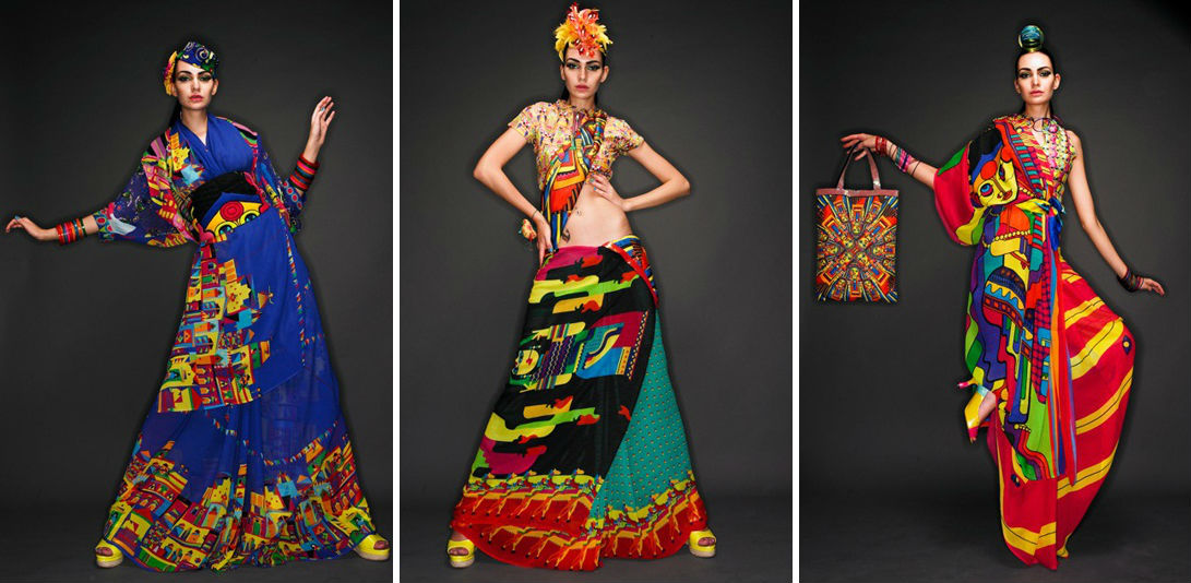 64f9fd401 Saree: The Yards of Indian Heritage - Clothes & Fashion