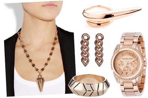 Fashion forecast 4 jewelry trends 2014 for spring for Latest fashion jewelry trends 2012