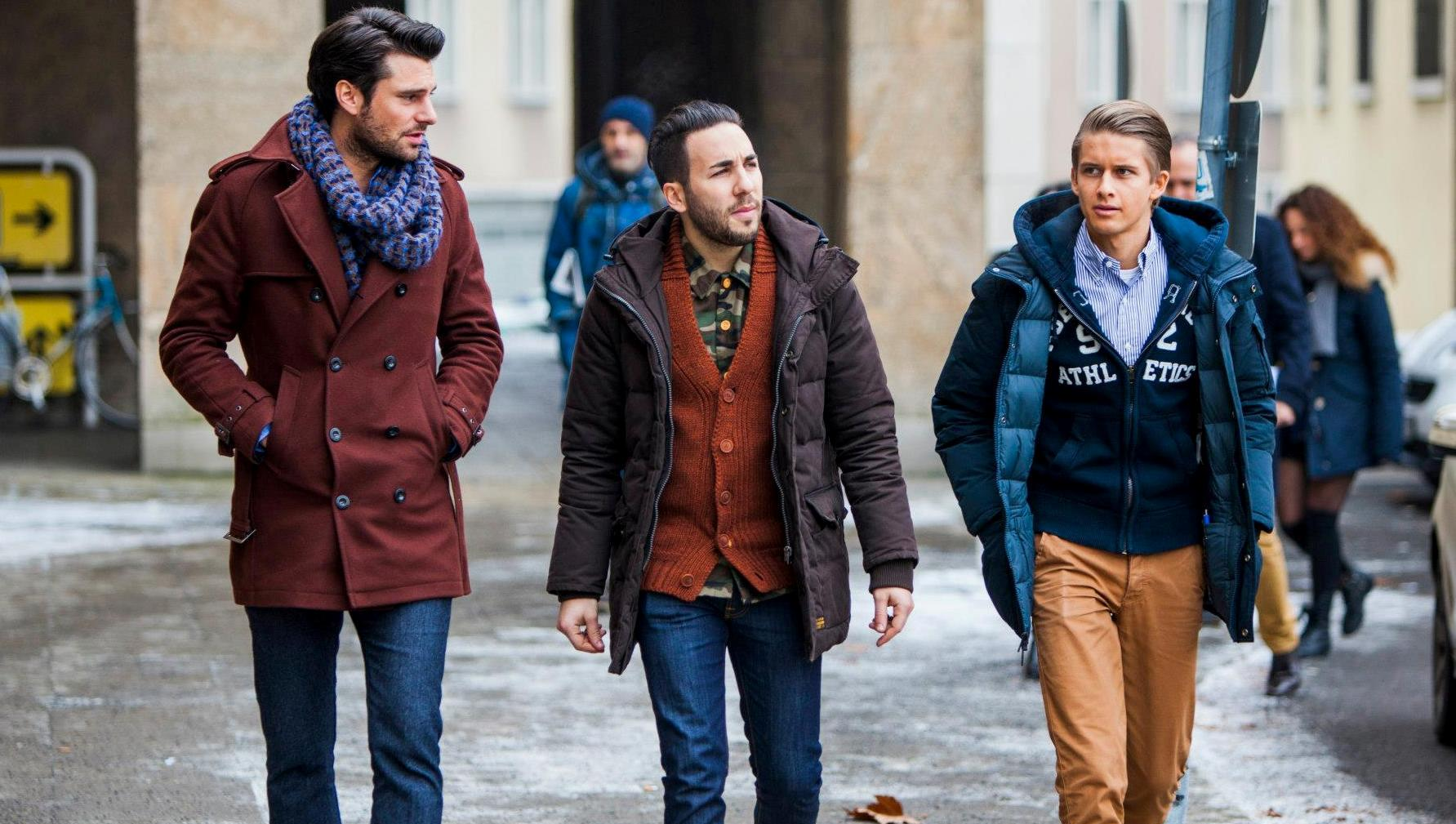 Dress up styles for winter