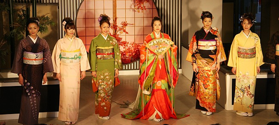 Kimono The Quintessential Hallmark Of Japanese Cultural Identity