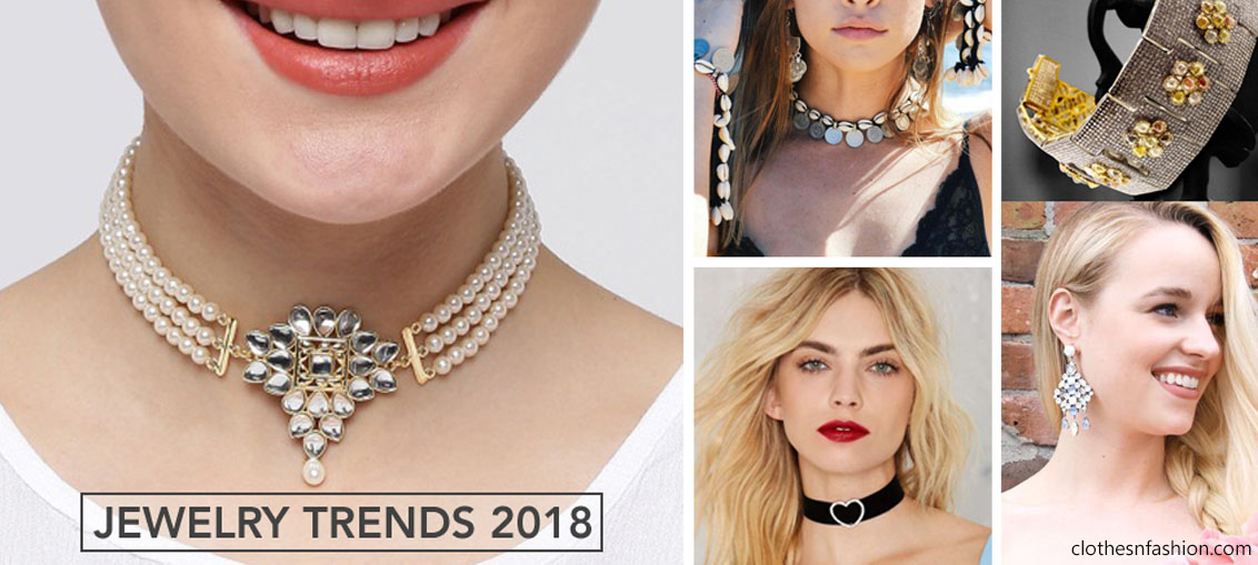Jewelry Trends To Follow In 2018