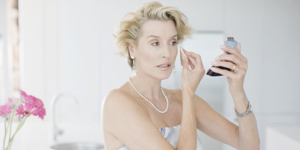 makeup women over 50